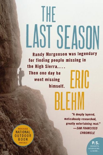 Cover Art: The Last Season